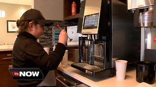 Coffee shop offers opportunity for those with special needs