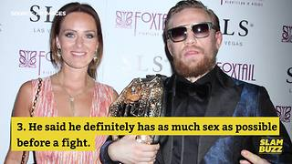 5 Facts about Conor McGregor | Slambuzz - Video