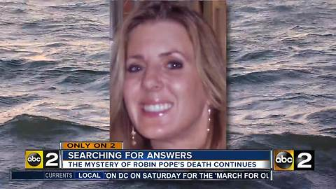 Friends, family still looking for justice for Robin Pope