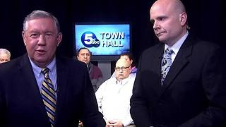 Water Department Problems Town Hall - Video