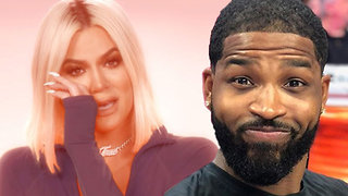 Khloe Kardashian BREAKS DOWN As Tristan Thompson REFUSES To Attend Baby True's 1st Birthday Party!