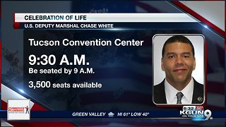 Funeral arrangements for fallen U.S Marshal announced