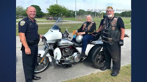 Ride to benefit police athletic league in Port St. Lucie