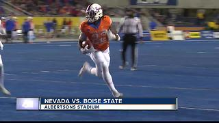 Rypien, Mattison lead Boise State past Nevada, 41-14 - Video