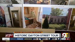 Tour homes in Cincinnati's Dayton Street Historic District
