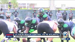 Palm Beach Central vs Atlantic