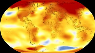 As Expected, 2017 Was One Of The Hottest Years On Record - Video