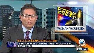 Fort Pierce police investigate overnight shooting