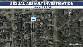 Police: Woman sexually assaulted near University of Michigan campus
