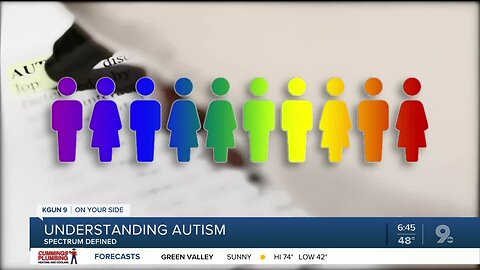Hugging to meltdowns: Autism spectrum disorder, explained