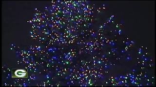 Packers searching for tree for 2017 Festival of Lights - Video