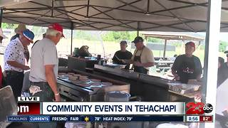 Bear Valley hosted a couple of event Sunday - Video
