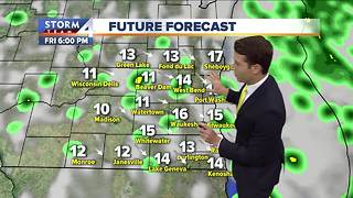 Josh Wurster's Daybreak Storm Team 4Cast - Video
