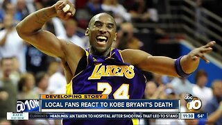 Former teammate speaks on time spent with Kobe Bryant