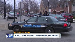 5-year-old girl, 16-year-old boy shot in Cleveland's Midtown neighborhood - Video