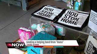Local store helping with Hurricane Harvey relief - Video
