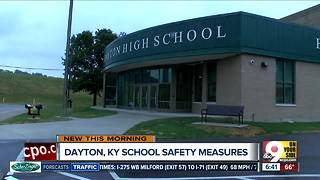 Dayton Independent school district debuts upgraded security features for the new school year - Video