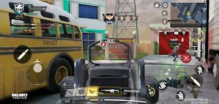 Rapid fire they keep taking my stuff(cod mobile)