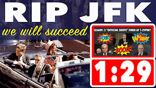 Rest in Peace JFK - The history of RIGHT NOW!!! with Juan O Savin