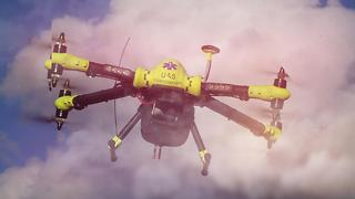 Forget Ambulances.... Send Rescue Drones! - Video
