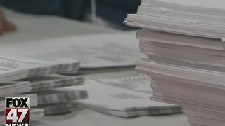 Ingham County presidential recount is underway - Video