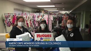 Record number of Americorps volunteers in Colorado