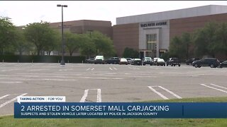 Troy police investigating armed robbery, carjacking at Somerset Collection