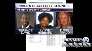 WPTV sues Riviera Beach for missing text messages - Video