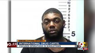 Cartel brought fentanyl from Mexico to Middletown - Video