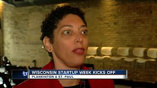 Wisconsin Start Up Week encourages entrepreneurship - Video