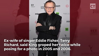 Larry King Is the Latest Celebrity Accused of Sexual Harassment - Video