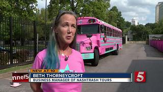 Two Nashville Bus Companies Ban Bachelorette Parties - Video