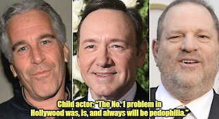 Hollywood is overrun with pedophiles, documentary shows