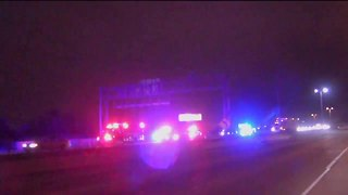 1 dead, 1 injured in crash on I-43/94 in Milwaukee - Video