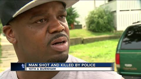 Family says suspect killed in officer-involved shooting was mentally ill