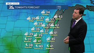 Michael Fish's NBC 26 weather forecast