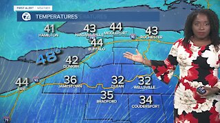 7 First Alert Forecast 11 p.m. Update, Sunday, May 9