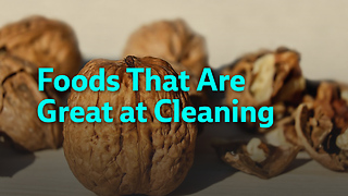 Foods That Are Great at Cleaning - Video