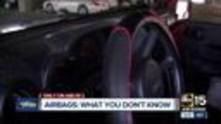 (Part 1) Alarming issues 3 years after airbag recall placing you in danger - Video