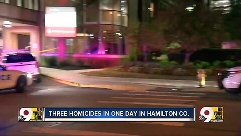 Saturday shootings in Hamilton County leave 3 people dead