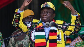 Zimbabwe's Constitutional Court Upholds Presidential Election Results - Video