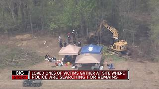 Police believe Macomb County search area is 'gravesite' of teen girls - Video
