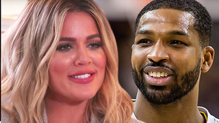 Why Khloe Kardashian Is Letting Tristan Thompson In The Delivery Room?! - Video