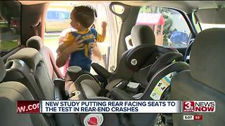Nebraska's new car seat law: Frequently asked questions - Video
