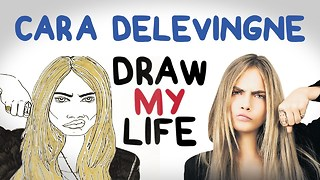 Cara Delevingne | Draw My Life - Video