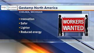 Gestamp North America hiring for new facility - Video