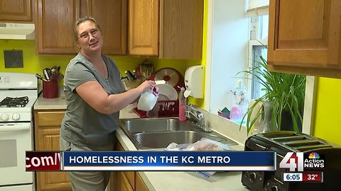 HUD reports lower homeless numbers in MO