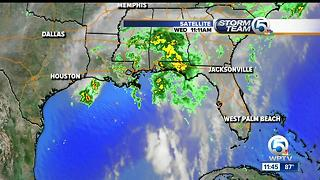 Tropical Storm Cindy midday update (6/2/17) - Video
