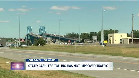 Cashless tolls were supposed to reduce traffic, but are they working?