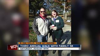 Get Involved with the 3rd Annual Walk with Family 5K - Video
